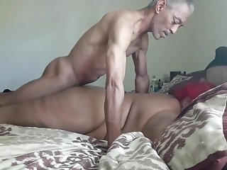 Arthritic grannie sweetlips Murphy deepthroats and nails big black cock sexvideo