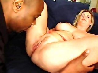 Chesty light-haired cougar attempting 2 weenies simultaneously free porn