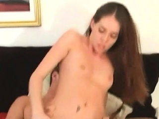 Bone enjoys to tear up beating youthful Aimee's hallway porn video