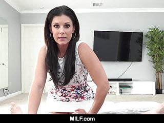 Mummy - India Summer Tests Mother's Fiance porntube
