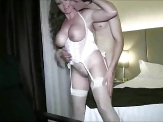 Degustating super-hot cum - cuckold wifey best sex