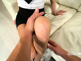 Sandra Wellness ultimately gets a wood - itsPOV best sex