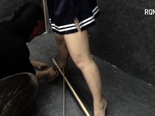 Chinese bondage & discipline rectal group tear up 01 best sex