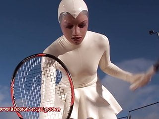 Tennis spandex cocksluts one  porn video