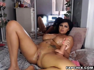 Ultra-kinky lubed Hoochie In fledgling pornography video sexvideo