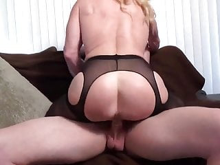 Stellar stockings gilf - who could fight back freeporn