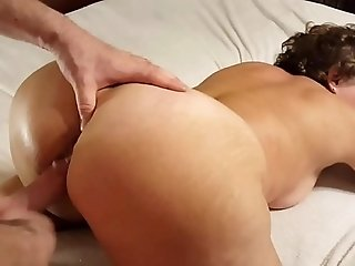 Housewife Denise nailed rear end free porn
