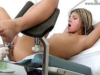 Gina Gerson went to her gynecocogist porntube