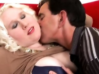 Timid plus-size throat humped freeporn