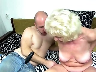 Blondie Mature Gets predominated best porn