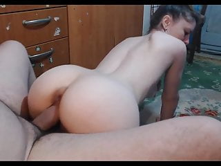 Mature from the rear porn video