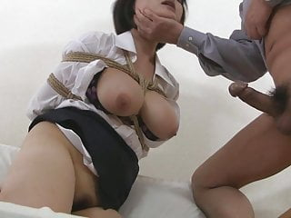 Chinese bigtits restrain bondage two best porn
