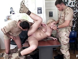The Smokin Military free sex