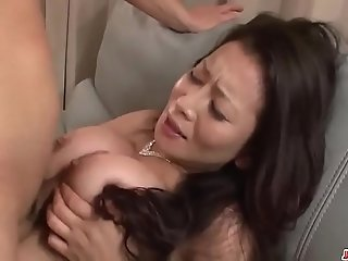 Fantastic chinese mummy reaches ejaculation during intercourse with her step sonnie - More at Japanesemamas com pornvideo