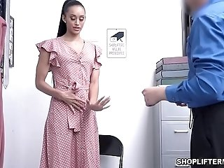Gia Vendetti is a fabulous Latina cougar shoplifter that likes getting romped with the cop after being caught stealing. free porn