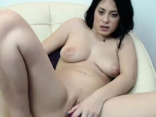 Solo getting off act with super-fucking-hot Ann Marie free sex