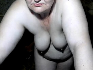 Grannie with yam-sized funbags wanking wooly grannie fuckbox porn tube