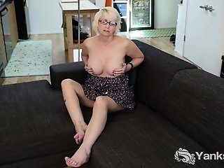 Eden Marie is a light-haired, bodacious cougar who has all the best sex