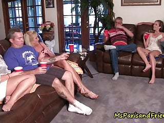 Quarantined Family Reunion Turns Into a TABOO intercourse freeporn