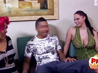 Yam-sized caboose gals Gianna Michaels And Pinky sexvideo