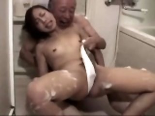 Chinese oral pleasure and pummel with internal ejaculation porntube