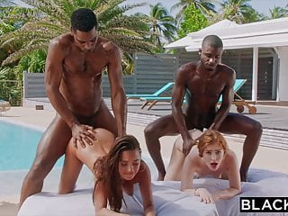BLACKED This lezzy duo made an exception for big black cock porn tube