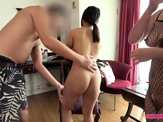 Thai chicks Carrot and Yem want to be nailed rigid best porn