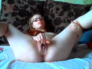 RubAnubile euro sandy-haired unshaved coochie nubile Avina ma sexvideo