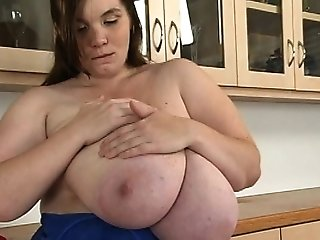 Plumper gigantic fun bags pound porn tube