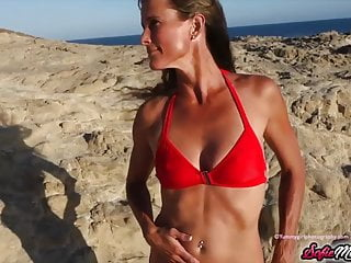 SofieMarieXXX - Sofie Marie bj After Day At The Beach sextube