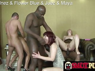 Smut fuckpuppet - multiracial fuckfest Compilation Part trio porn tube