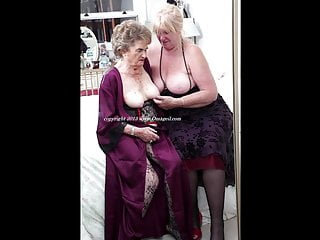OmaGeiL grandmother and unexperienced images in Compilation porn video