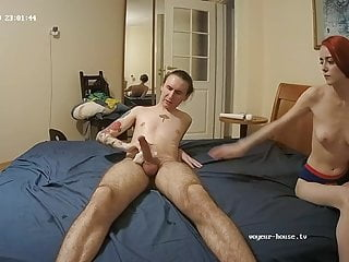 First-timer russian three way free sex