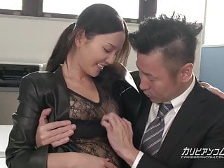 Emiri Okazaki :: The Story of A Licentious Office chick one  freeporn