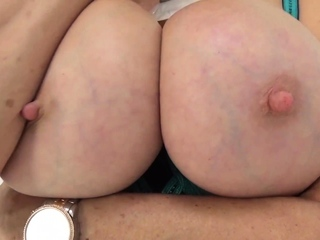 Doll Sonia showcases off her fat chubby orbs sex video