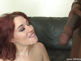 Big black cock Does milky wifey On sofa Make A Deep fuckfest Session best porn